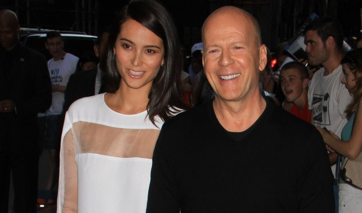 Cupid's Pulse Article: Bruce Willis Prepares to Welcome His Fifth Child