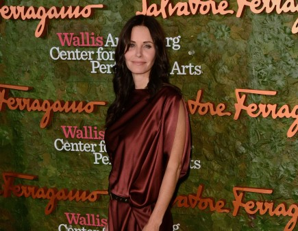 Cupid's Pulse Article: Courteney Cox Deals with Separation from Husband, David Arquette with Humor and Hard Work