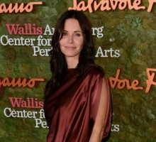 Courteney Cox Is Engaged to Snow Patrol's Johnny McDaid