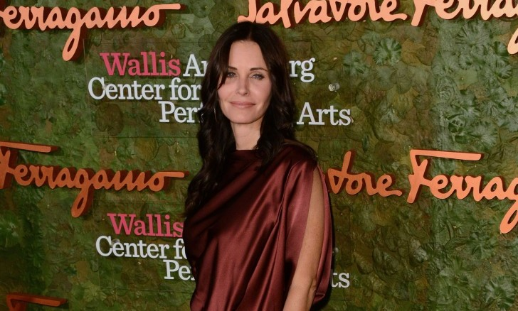 Cupid's Pulse Article: New Celebrity Couple? Courteney Cox & Will Arnett Grab Dinner After Her Split