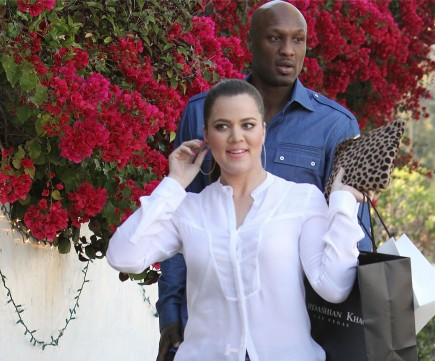 Cupid's Pulse Article: Khloe Kardashian Files for Divorce from Lamar Odom