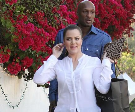 celebrity couples, Khloe Kardashian, Lamar Odom