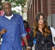 Khloe Kardashian and Lamar Odom Lease New Apartment in Dallas