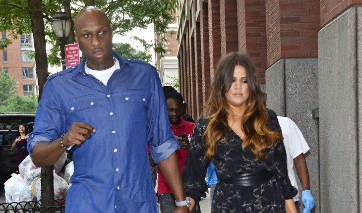Cupid's Pulse Article: Khloe Kardashian's Celebrity Ex Lamar Odom Denies Ambushing Her at Gym Class