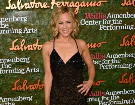 celebrity couples, Maria Bello
