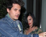 Katy Perry and John Mayer Pose for First Portrait Together