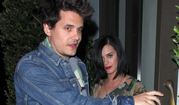Cupid's Pulse Article: Katy Perry and John Mayer Pose for First Portrait Together