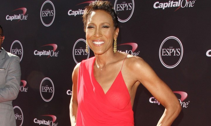 Cupid's Pulse Article: Robin Roberts Publicly Thanks Longtime Girlfriend After Cancer Battle