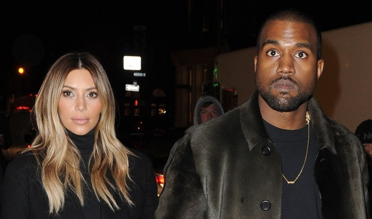 Best Celebrity Moments from 2014: Kim Kardashian and Kanye West Get Married