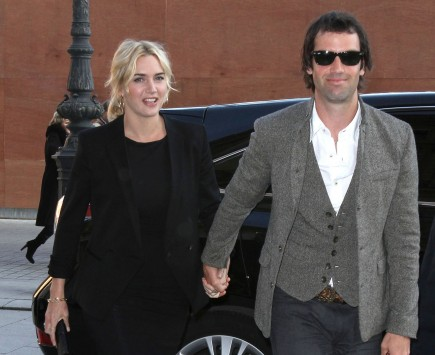 celebrity couples, Kate Winslet, Ned Rocknroll