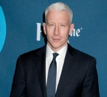 Celebrity News: Anderson Cooper Thanks Boyfriend Ben Maisani at GLADD Awards