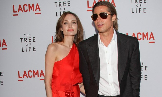 Cupid's Pulse Article: Brad Pitt and Angelina Jolie Resurface in France Amid Celebrity Wedding Rumors