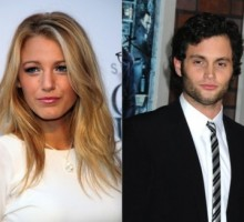 Penn Badgley Says He's 'Genuinely Happy' For Blake Lively