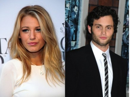 Cupid's Pulse Article: Penn Badgley Says He's 'Genuinely Happy' For Blake Lively
