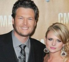 Celebrity Couple Blake Shelton and Miranda Lambert Celebrate Second Wedding Anniversary