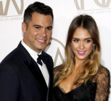 Celebrity Couple: Jessica Alba and Cash Warren Celebrate Five-Year Anniversary