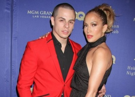 Casper Smart and Jennifer Lopez. Photo: PRN / PRPhotos.com
