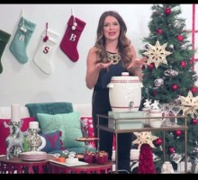 HGTV Designer Sabrina Soto Shares Her Party Planning Secrets in Celebrity Video Interview