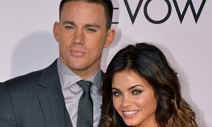 Cupid's Pulse Article: Celebrity Break-Up: Channing Tatum & Jenna Dewan Tatum Are Still Living Together Post-Split