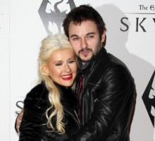 Christina Aguilera and Matt Rutler Enjoy Five-Course Dinner Date With Her Son Max