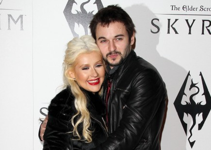 Cupid's Pulse Article: Christina Aguilera and Matt Rutler Enjoy Five-Course Dinner Date With Her Son Max