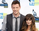 Lea Michele Is Grieving With Cory Monteith's Family