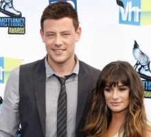'Glee' Star Lea Michele Discusses Working with Boyfriend Cory Monteith