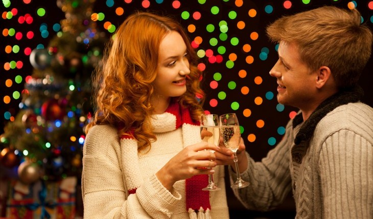 Cupid's Pulse Article: Love & Libations: Sparkling Wine for Holiday Date Nights