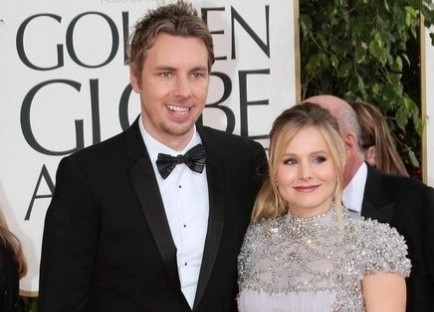 Dax Shepard and Kristen Bell. Photo: Andrew Evans / PR Photos