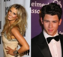 Nick Jonas and Delta Goodrem Pack on PDA in Cabos
