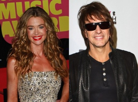 Cupid's Pulse Article: Richie Sambora Loves Denise Richards More for Adopting
