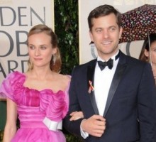 Joshua Jackson and Diane Kruger Show the Love at After Party