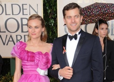 Cupid's Pulse Article: Joshua Jackson and Diane Kruger Show the Love at After Party