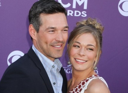 Eddie Cibrian and LeAnn Rimes. Photo: PRN / PR Photos