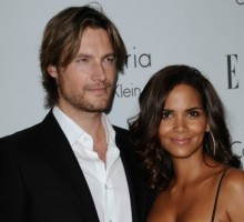 Halle Berry & Gabriel Aubry Keep It Civil