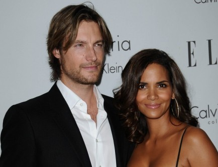 Gabriel Aubry and Halle Berry. Photo: Bob Charlotte / PR Photos