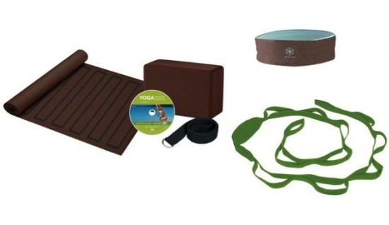 Cupid's Pulse Article: Giveaway: Products for Every Practice from Gaiam