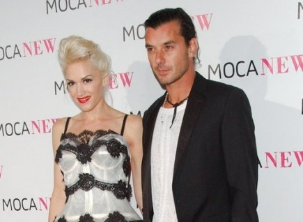 Gwen Stefani and Gavin Rossdale. Photo: Albert L. Ortega / PR Photos
