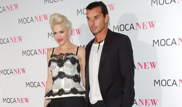20 Celebrity Splits of 2015: Gwen Stefani and Gavin Rossdale