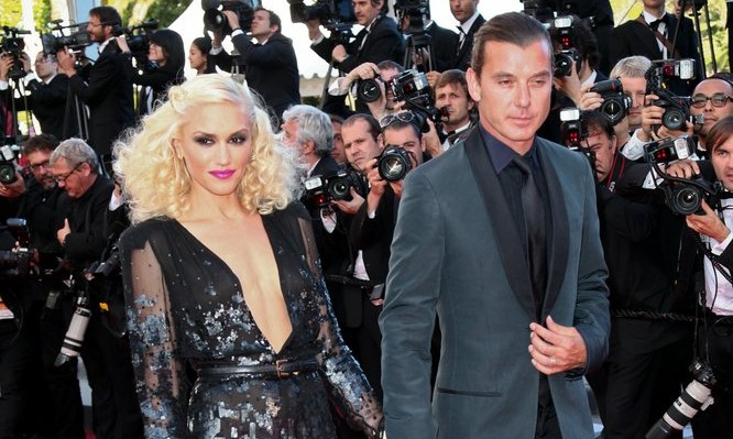 Cupid's Pulse Article: Gwen Stefani Suprises Fans with a Performance at Gavin Rossdale's Concert