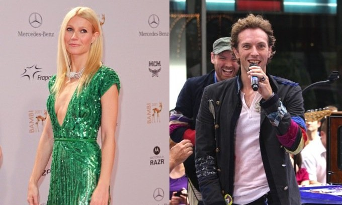 Cupid's Pulse Article: Source Says Gwyneth Paltrow and Chris Martin Look 'Genuinely Happy' in Hamptons