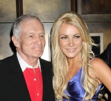 Crystal Harris Attends Vegas Pool Party Instead of Marrying Hugh Hefner