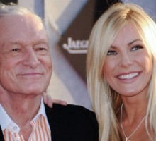 Hugh Hefner Says He Missed a Bullet By Not Marrying Crystal Harris