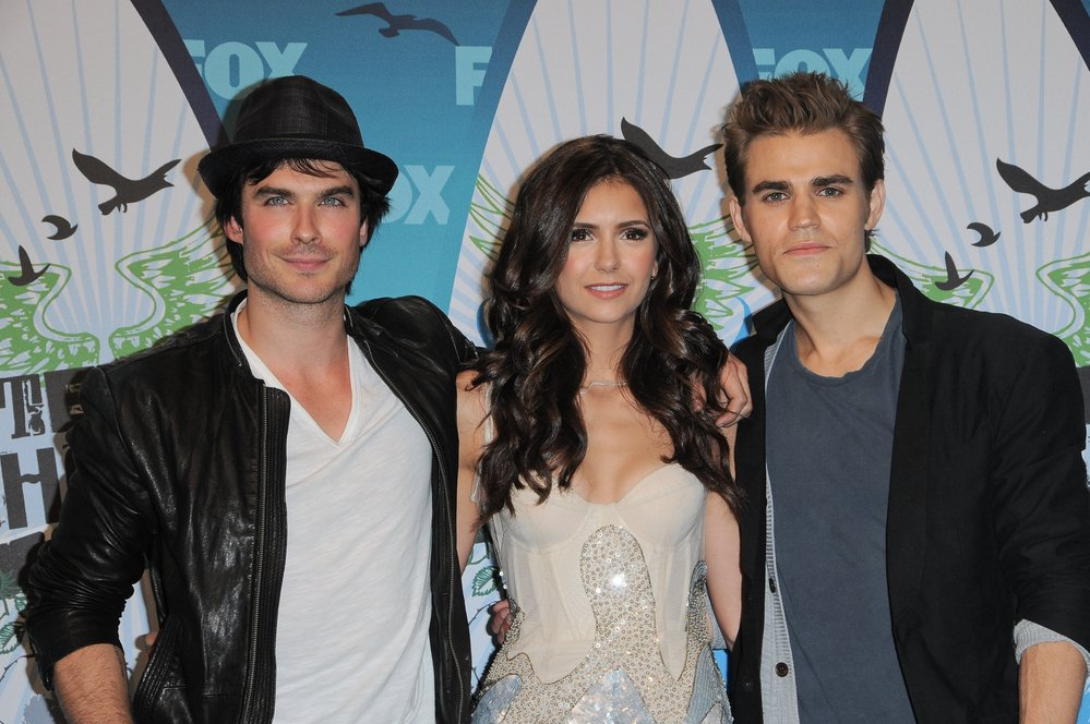 Cupid's Pulse Article: Nina Dobrev Admits to Fighting Feelings for Costar Ian Somerhalder