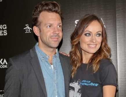 Jason Sudeikis and Olivia Wilde Enjoy Boston Vacation
