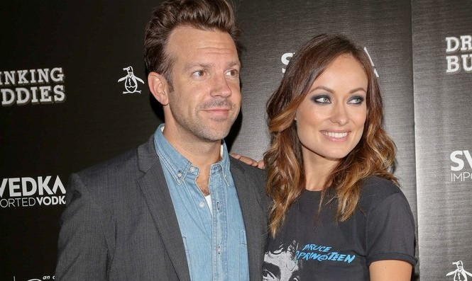 Cupid's Pulse Article: Olivia Wilde and Jason Sudeikis Enjoy Boston Getaway