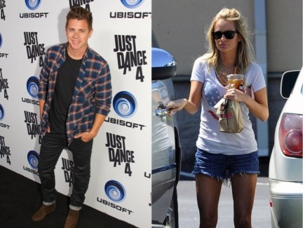Jef Holm and Emily Maynard. Photo: Billy Bennight / PR Photos; SBMF/FameFlynet Pictures