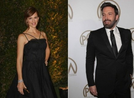 Cupid's Pulse Article: Ben Affleck Calls Wife Jennifer Garner 'Best Person in the World' at DGA Awards