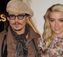 Amber Heard Talks Johnny Depp: 'Not Part of My Professional Life'