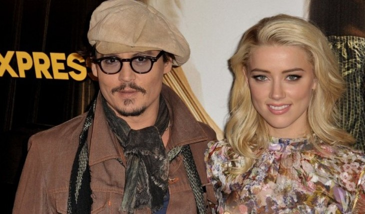 Cupid's Pulse Article: Amber Heard Talks Johnny Depp: 'Not Part of My Professional Life'